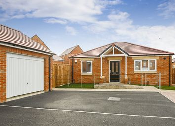 Thumbnail 2 bed bungalow for sale in Barley Close, The Meadows, Houghton Le Spring