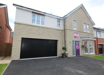 Thumbnail 5 bed detached house for sale in Aykley View, Framwellgate Moor, Durham