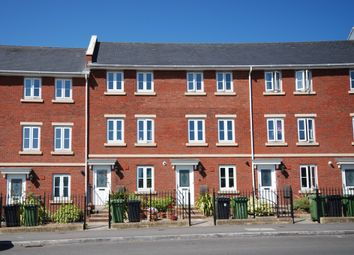 Thumbnail 4 bedroom town house for sale in Royal Crescent, Exeter
