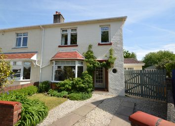 Thumbnail 4 bed semi-detached house for sale in Tramore Crescent, Prestwick, South Ayrshire