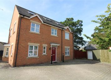 Thumbnail 6 bed detached house for sale in Estella Close, Swindon