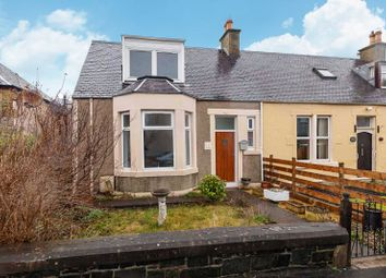 Thumbnail 1 bedroom semi-detached house for sale in George Street, Peebles
