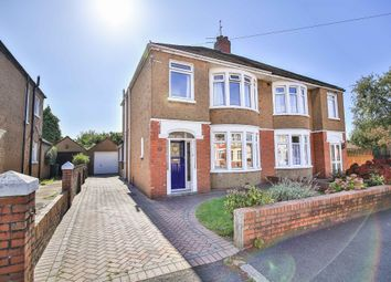 Thumbnail 3 bed semi-detached house for sale in Maes Y Coed Road, Heath, Cardiff