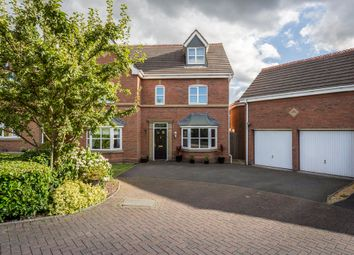 Thumbnail 5 bedroom detached house for sale in Lambeth Drive, Priorslee, Telford, Shropshire