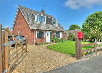 Thumbnail 3 bedroom detached house for sale in Grove Close, Holt