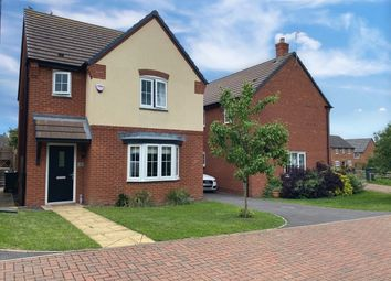 Thumbnail 3 bed detached house for sale in Bates Hollow, Rothley, 7
