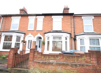 Thumbnail 2 bedroom terraced house to rent in Faraday Road, Ipwich, Suffolk