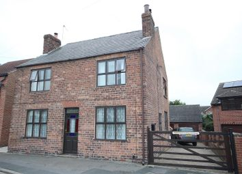 Thumbnail 3 bed detached house for sale in Finkle Street, Hensall, Goole