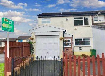 Thumbnail 3 bed property to rent in Masefield Way, Rhydyfelin, Pontypridd