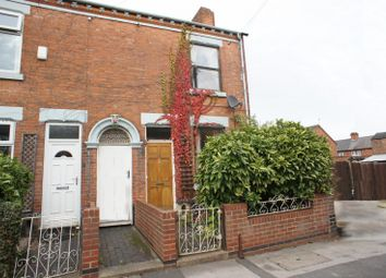 Thumbnail 2 bed end terrace house to rent in Drewry Lane, Derby