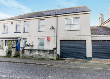 Thumbnail 4 bed semi-detached house for sale in Callington Road, Saltash