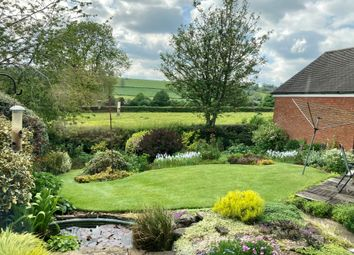 Thumbnail 4 bed detached house for sale in Moorlands Drive, Mayfield, Ashbourne