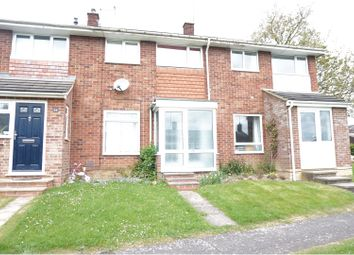 Thumbnail 3 bed terraced house to rent in Bowyer Close, Town Centre, Basingstoke