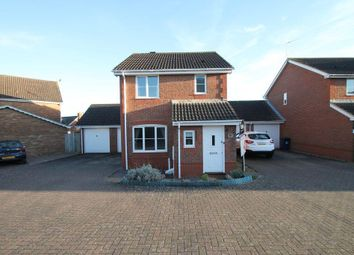 Thumbnail 3 bed detached house for sale in Vine Way, Stonehills, Tewkesbury