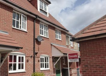 Thumbnail 3 bed town house to rent in Bluebell Close, Andover