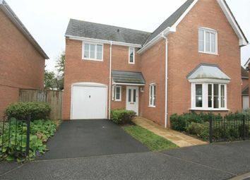 Thumbnail 4 bed detached house to rent in The Burnhams, Aston Clinton, Aylesbury