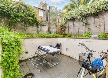 Thumbnail 3 bed flat to rent in Kilmaine Road, London