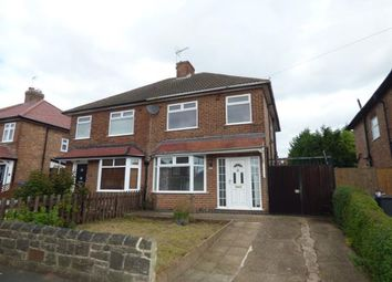 Thumbnail 3 bed semi-detached house for sale in Marjorie Road, Chaddesden, Derby, Derbyshire