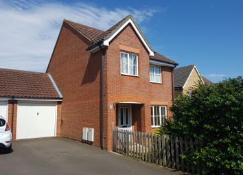 Thumbnail 3 bed detached house to rent in Guernsey Way, Kennington, Ashford
