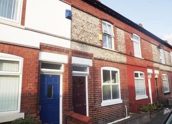 Thumbnail 2 bed terraced house for sale in Belgrave Road, Sale, Trafford, Greater Manchester