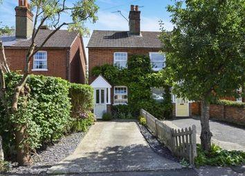 Thumbnail 2 bed semi-detached house for sale in Albert Road, Horley, Surrey, Horley
