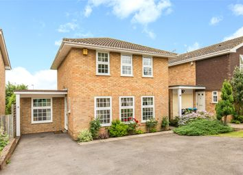 Thumbnail 4 bed detached house for sale in Bromford Close, Hurst Green, Oxted, Surrey