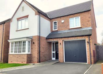 4 bed detached house for sale in Monterey Court, Leicester LE5