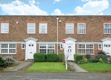 Thumbnail 3 bed terraced house to rent in Hanover Walk, Weybridge