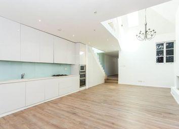 Thumbnail 2 bed end terrace house for sale in Shaftesbury Villas, Allen Street, London
