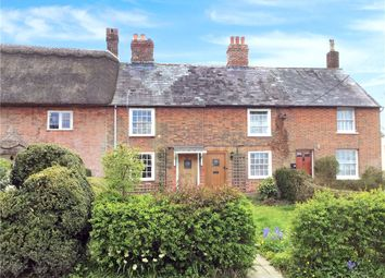 Thumbnail 2 bed terraced house for sale in The Hollow, Child Okeford, Blandford Forum