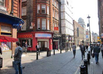 Thumbnail Restaurant/cafe to let in Rupert Street, Soho