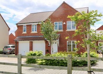 Thumbnail 5 bed detached house for sale in Marigold Road, Stratford-Upon-Avon