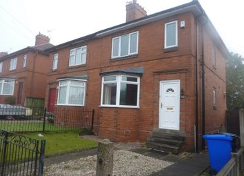 Thumbnail 3 bed semi-detached house to rent in Leason Road, Meir