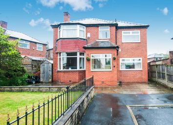 Thumbnail 4 bedroom detached house for sale in Parkstone Drive, Swinton, Manchester