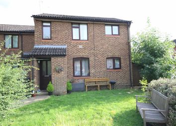 Thumbnail 1 bedroom flat for sale in Willowherb Close, Haydon Wick, Swindon, Wiltshire