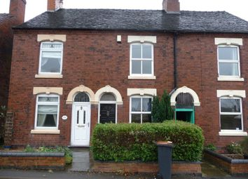 Thumbnail 2 bed terraced house to rent in Occupation Road, Albert Village, Swadlincote