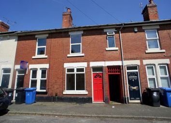 Thumbnail 3 bed terraced house to rent in Jackson Street, Derby