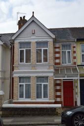 Thumbnail 1 bed terraced house to rent in Hillside Ave, Plymouth