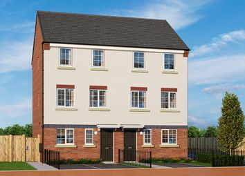 "Thumbnail 4 bed property for sale in ""The Oban"" at Wellington Road, Northwood, Stoke-On-Trent"