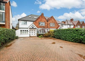 Thumbnail 6 bed property for sale in Hartington Road, Chiswick