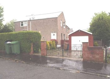 Thumbnail 2 bed flat for sale in Midcroft Avenue, Croftfoot, Glasgow