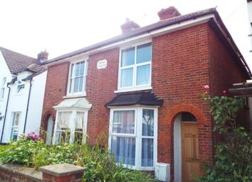 Thumbnail 2 bedroom semi-detached house for sale in Romney Road, Willesborough, Ashford, Kent