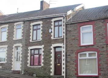Thumbnail 3 bed terraced house to rent in Thornton Crescent, Pantygog, Bridgend.