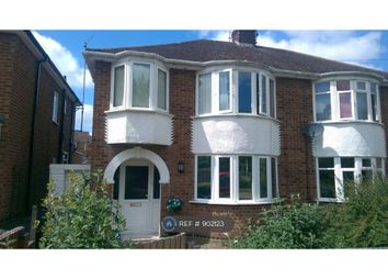 Thumbnail 3 bed semi-detached house to rent in Towcester Road, Northampton