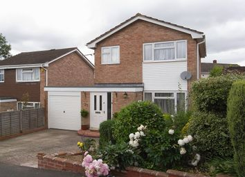 Thumbnail 3 bed detached house for sale in Lambourne Close, Ledbury