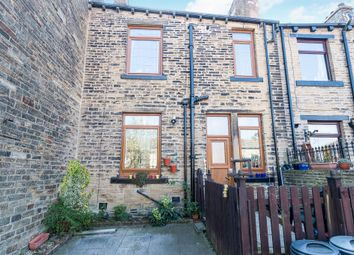 Thumbnail 3 bed terraced house for sale in Keighley Road, Halifax