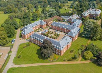 Thumbnail 2 bed flat for sale in Henmarsh Court, Balls Park, Hertford