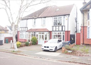 Thumbnail 4 bed flat to rent in Fairfield Crescent, Edgware