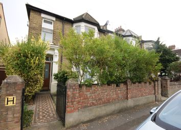 Thumbnail 3 bedroom maisonette to rent in Goldsmith Road, Leyton