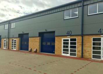 Thumbnail Warehouse for sale in Unit 40 Glenmore Business Park, Portfield, Chichester, West Sussex